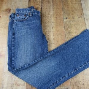 Lucky Brand Classic Fit Boot Cut Jeans AI25